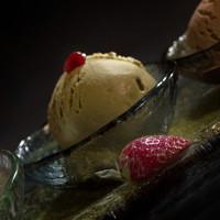 Сладолед със зелен чай