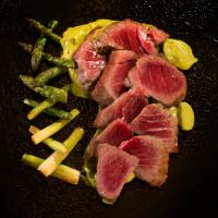 Торо (корем  от риба тон)