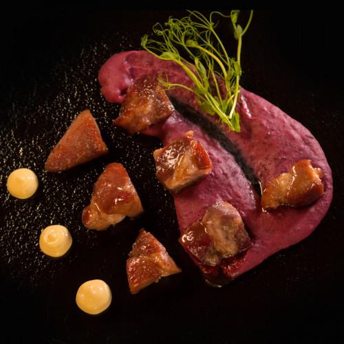 Свинско фермерско месо