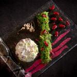Адзуки с водорасли Комбо