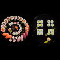 Семеен суши weekend