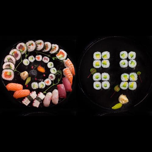 Семеен суши сет