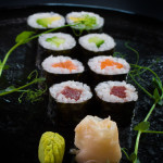 Хосомаки суши сет