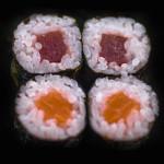 Хосомаки сет Саке & Текка